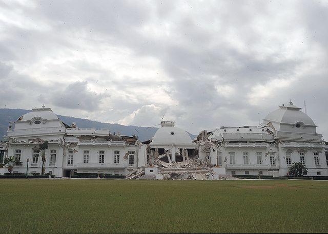 despues del seismo