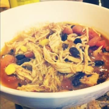 Southwest Chicken Chili - all.things.fadra