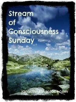 Stream of Consciousness Sunday: Helpless