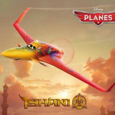 It's a Bird! It's a Plane! It's Disney's PLANES!