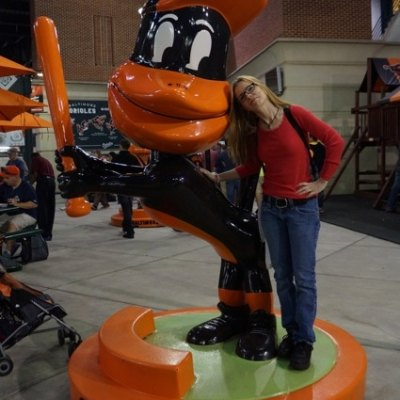 #CruzeDieselMLBTour: Baltimore Orioles and Home Town Driving