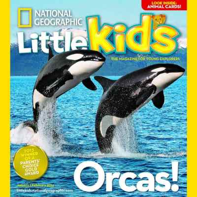 Things You Probably Didn't Know about National Geographic Kids