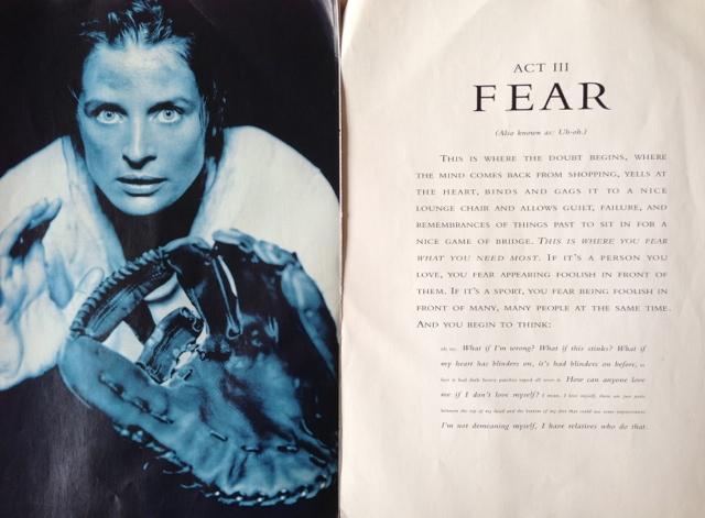 Act III: Fear