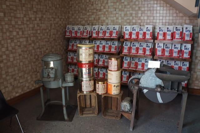 A Day at the UTZ Potato Chip Factory • All Things Fadra