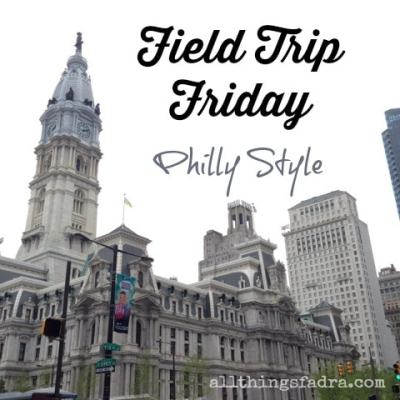 Field Trip Friday: Disney, Philly, and a most unfortunate ending
