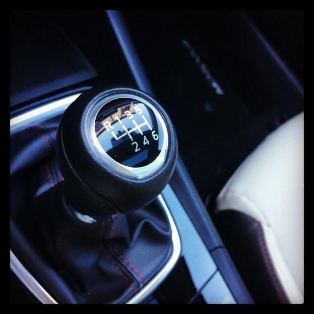 Mazda3 6 speed