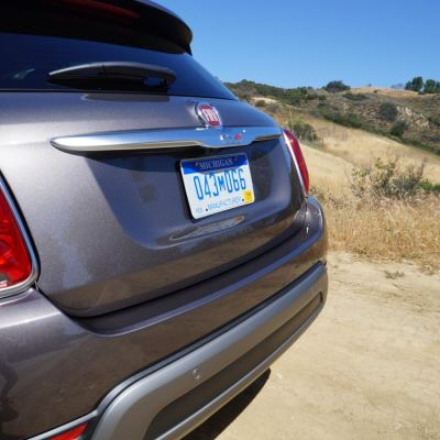 Fiat 500X: A Taste of Italy in Southern California