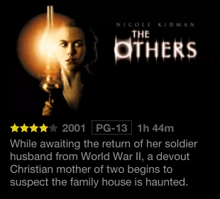 The Others on Netflix