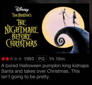 the nightmare before christmas on netflix - Is Nightmare Before Christmas On Netflix
