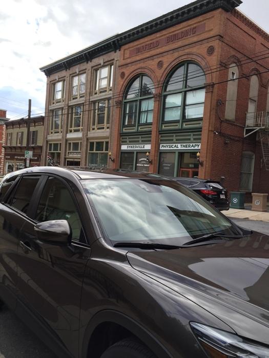 2016 Mazda CX-5 in Sykesville - Warfield Building