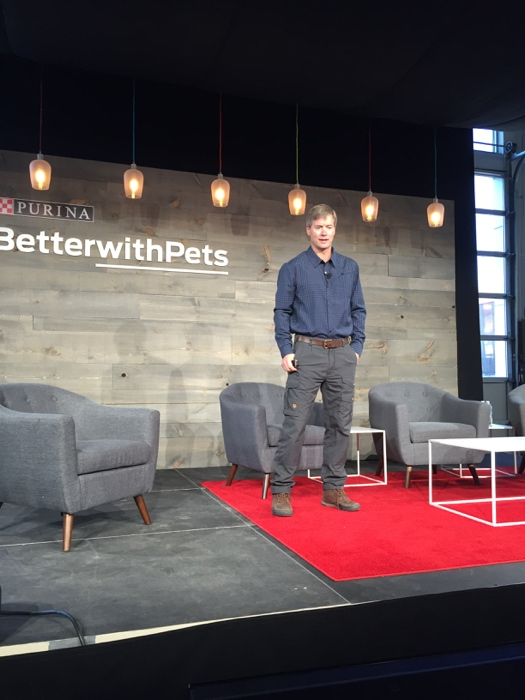 Dr. Arleigh Reynolds Purina #BetterWithPets