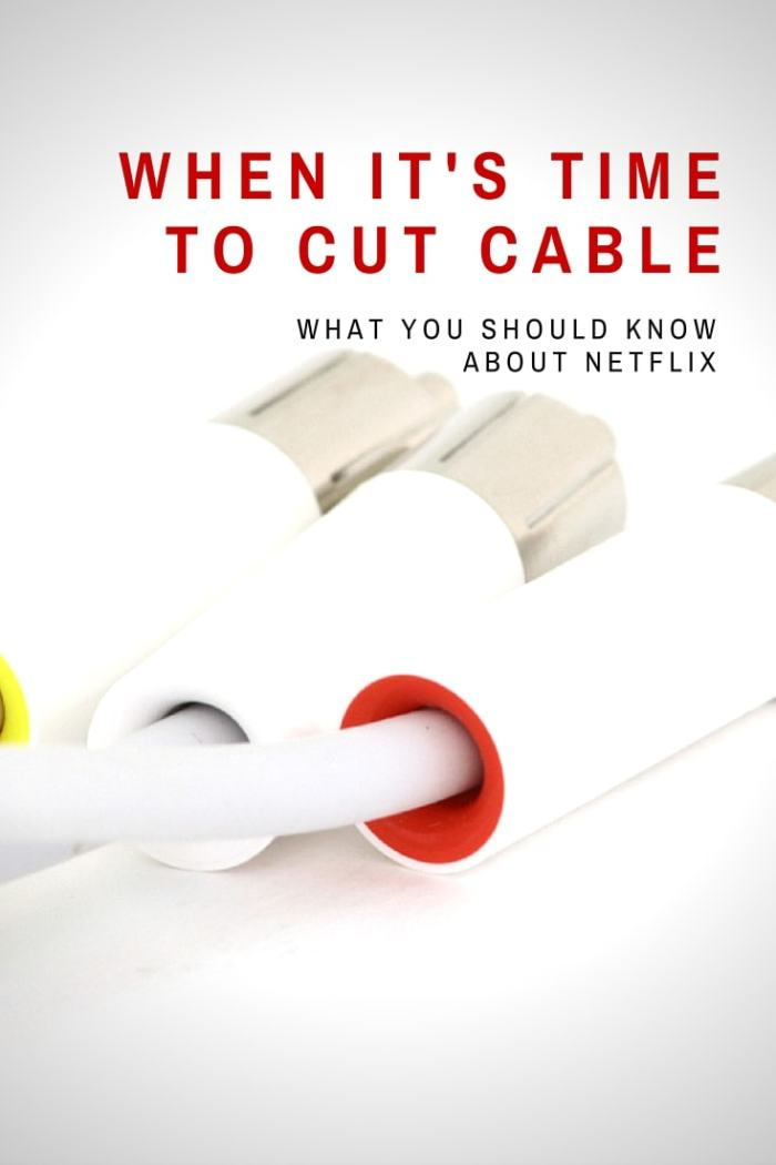 When it's time to cut cable
