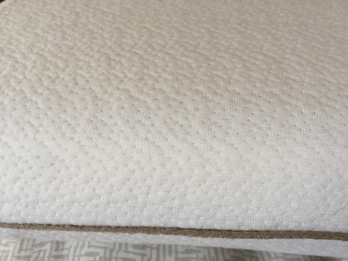 Technogel pillow cover
