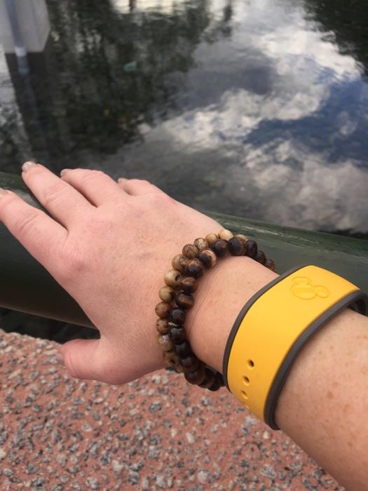 Bone bracelets from Just One