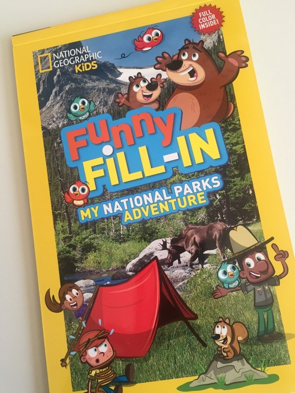 Funny Fill-In: My National Parks Adventure
