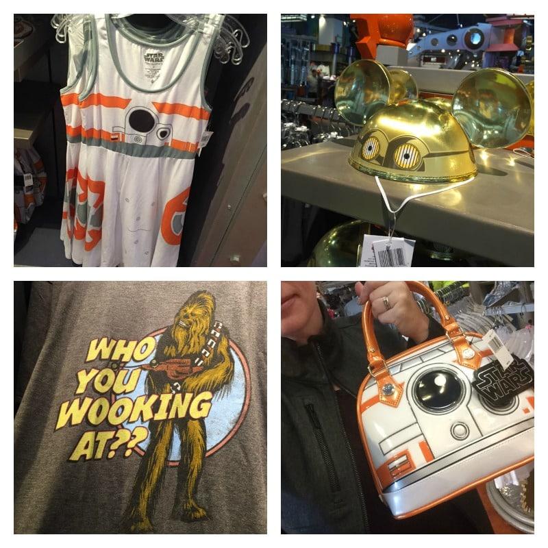 Star Wars fashion at Disney