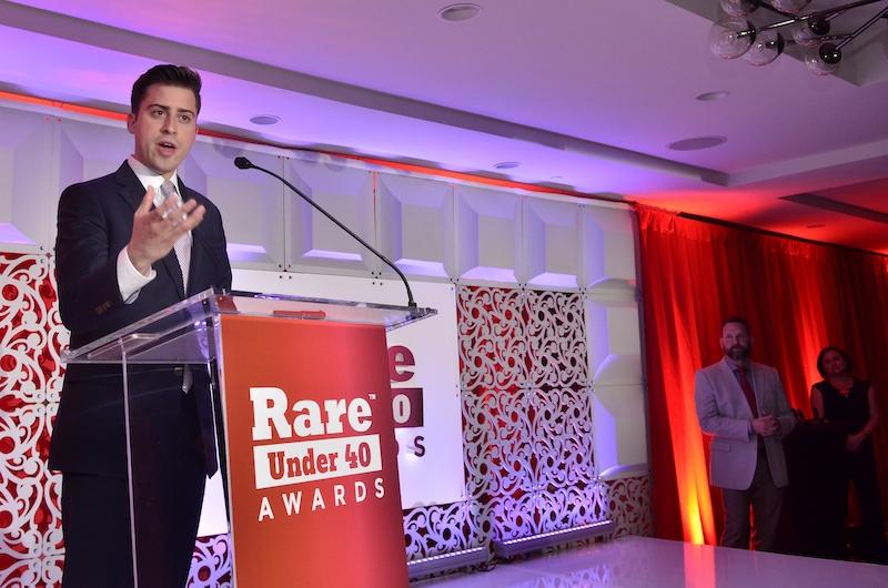 RARE Under 40 Awards - Alberto Altamirano