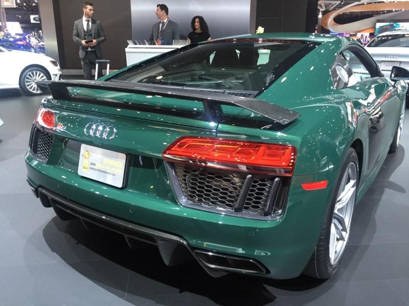 Audi A8 NYIAS