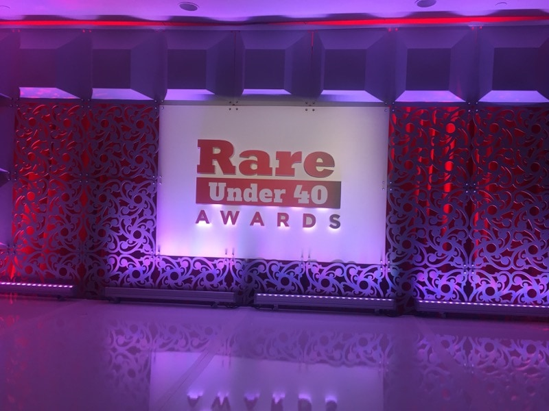 Rare Under 40 Awards - Palomar Hotel
