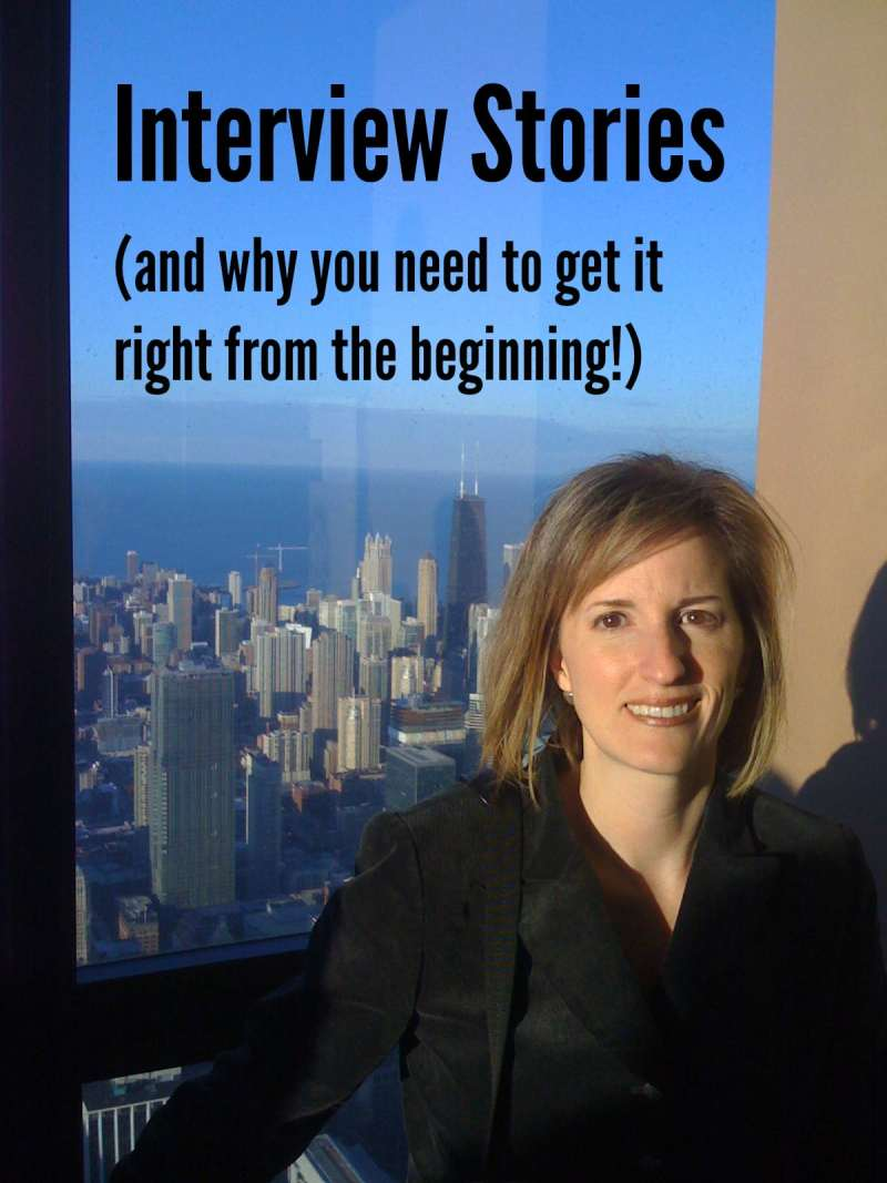 Interview Stories - All Things Fadra
