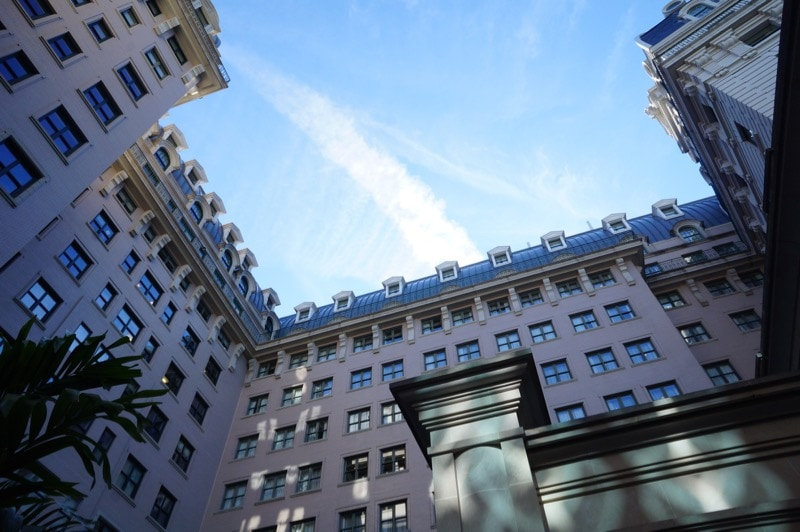 Willard Intercontinental - exterior