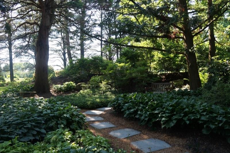Japanese Garden at Hershey Gardens