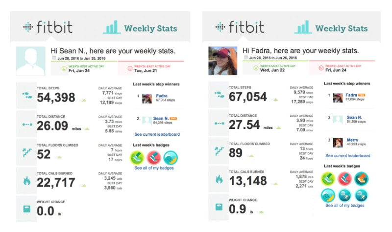 Fathers Day Fitness Challenge - Week 2