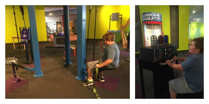 Newtons Alley - Maryland Science Center