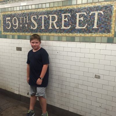 A Kid's First (and Economical) Adventure to NYC