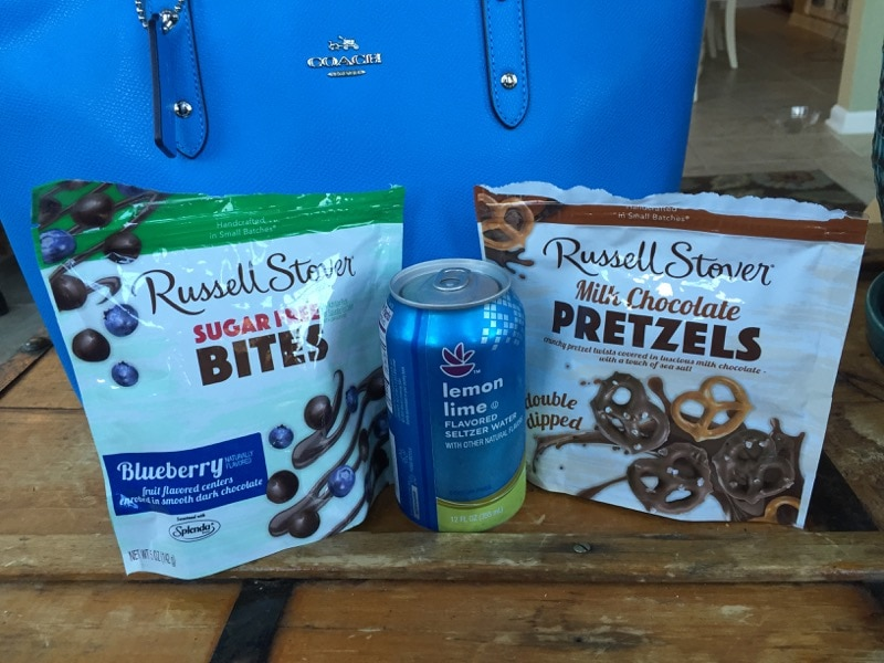 Big bags are perfect for movie theater snacks!