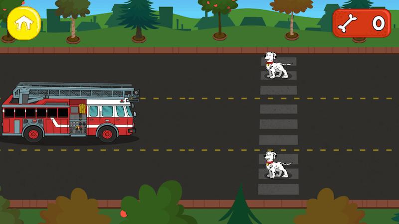 Sparky's Firehouse - Fix Up, Pick Up