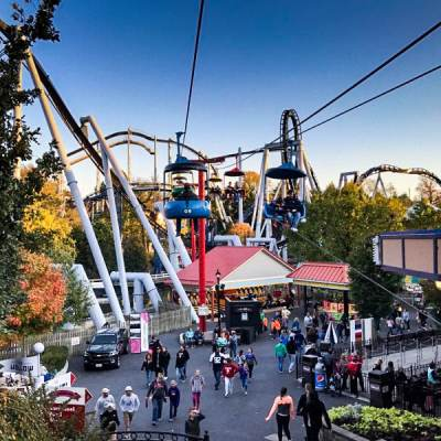 Hersheypark in October (Yes, there's still time!)