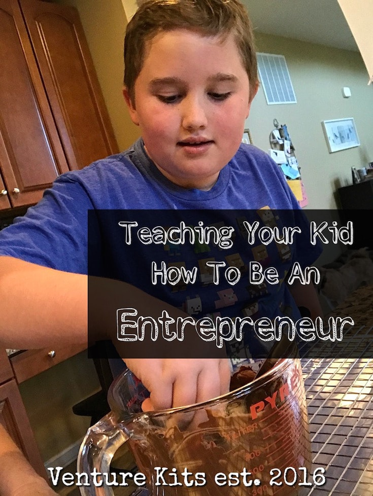 Kids as Entrepreneurs - Venture Kits
