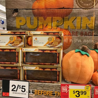 Have We Jumped The Shark with Pumpkin Spice?