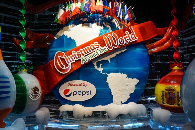 ICE! Christmas Around the World