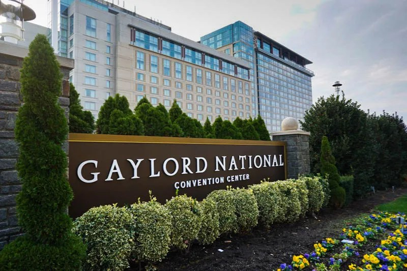 Gaylord National Harbor