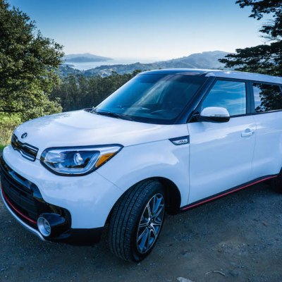 Kia Soul Goes Turbo and I Get Schooled