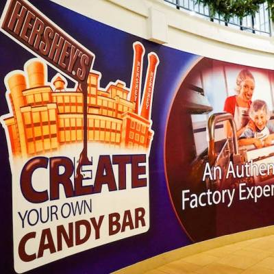 Making A Day of Hershey's Chocolate World