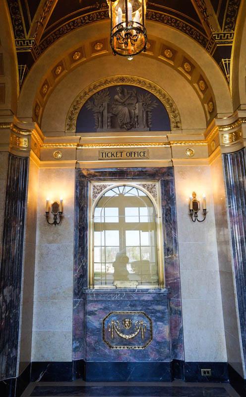 Hershey Theatre ticket office
