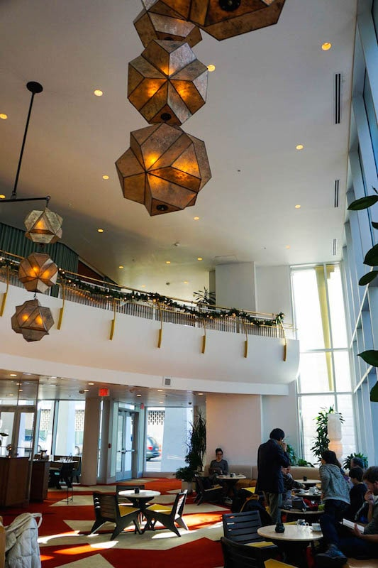 Lobby - Durham Hotel