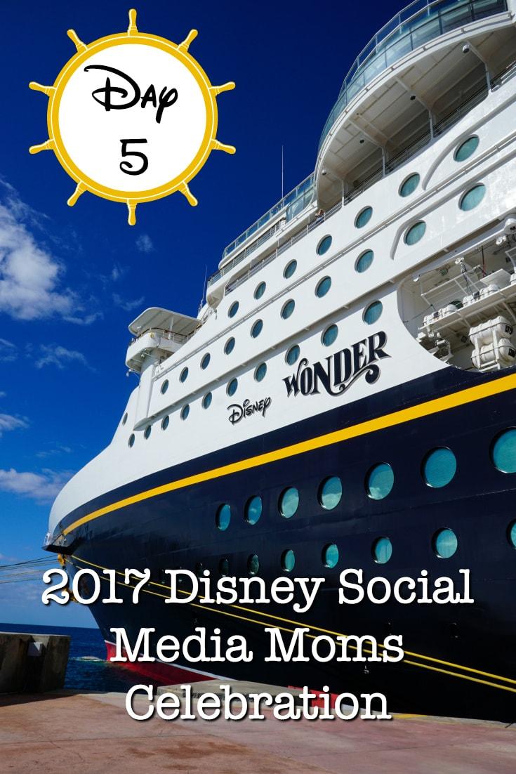 Day 5 - Disney Social Media Moms Celebration