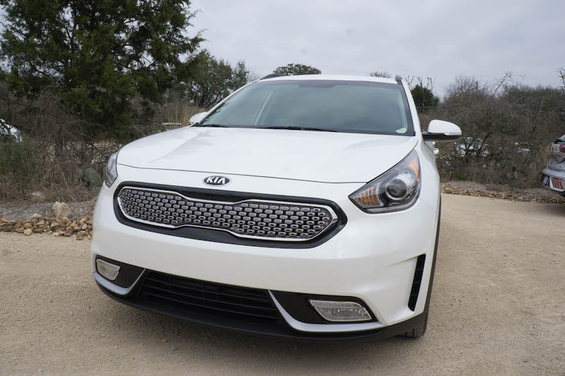 Kia Niro Launch Edition front