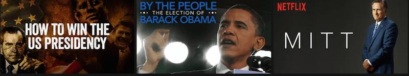 Presidents on Netflix