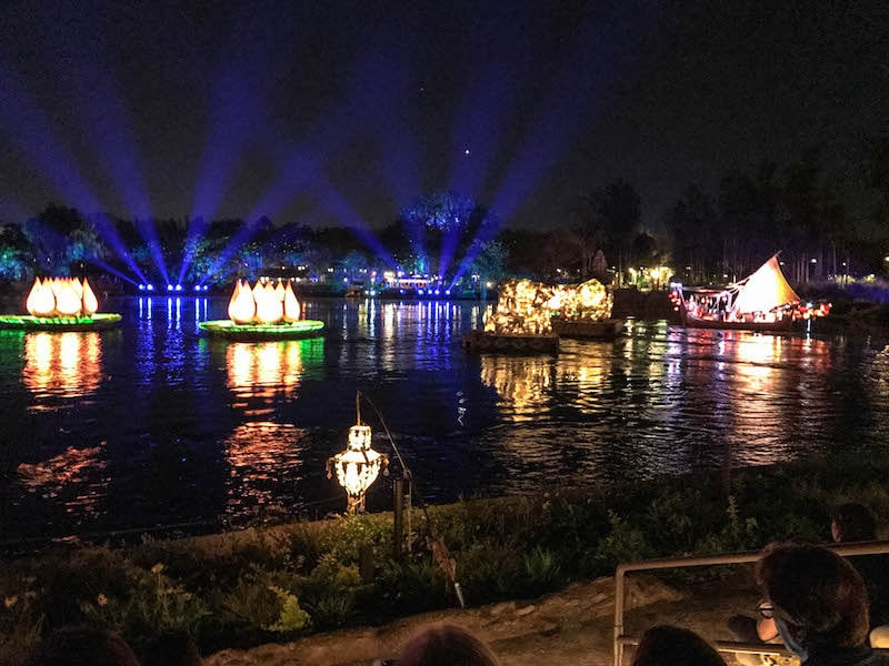 Rivers of Light at Animal Kingdom