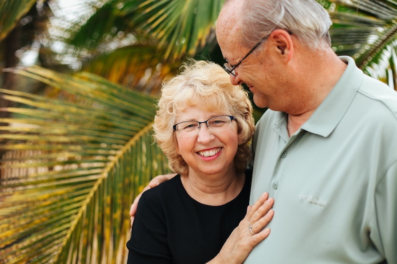 Nancy Writebol and husband