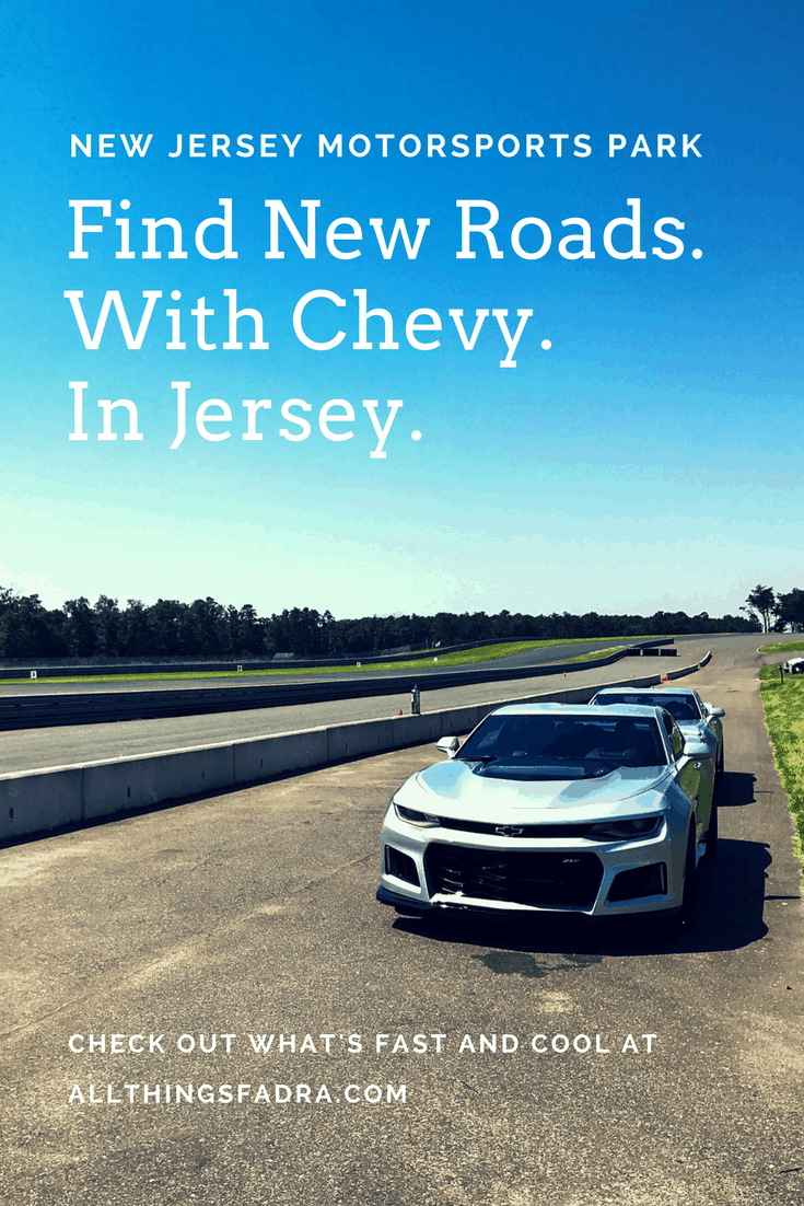 Find New Roads.With Chevy.In Jersey.