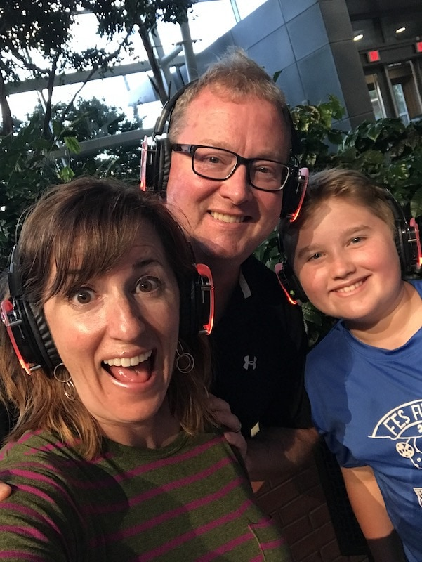 Gaylord National - Silent Disco family fun