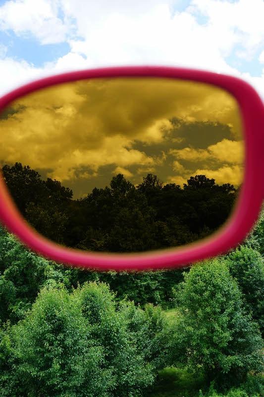 Sunglasses with Xperio UV polarized sun lenses
