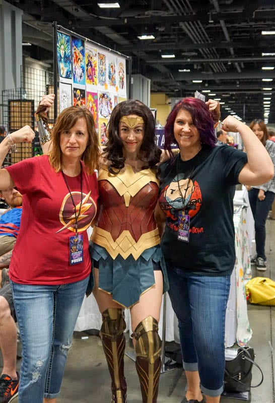 Wonder Women - Awesome Con