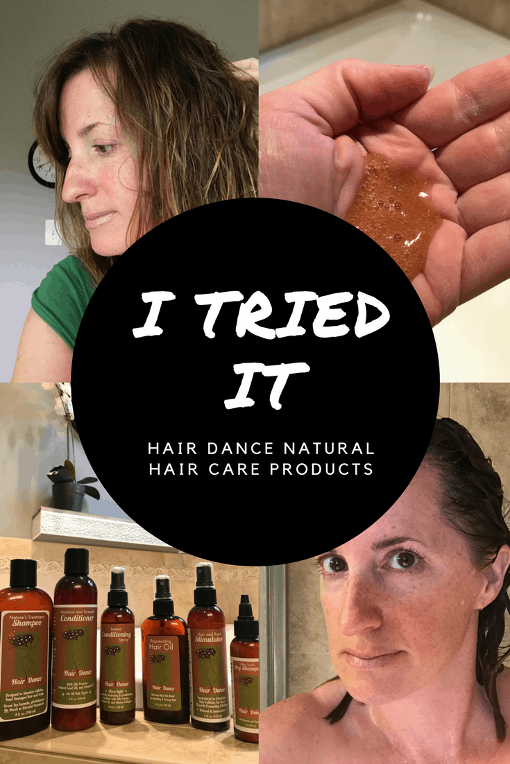 I TRIED IT - Hair Dance review